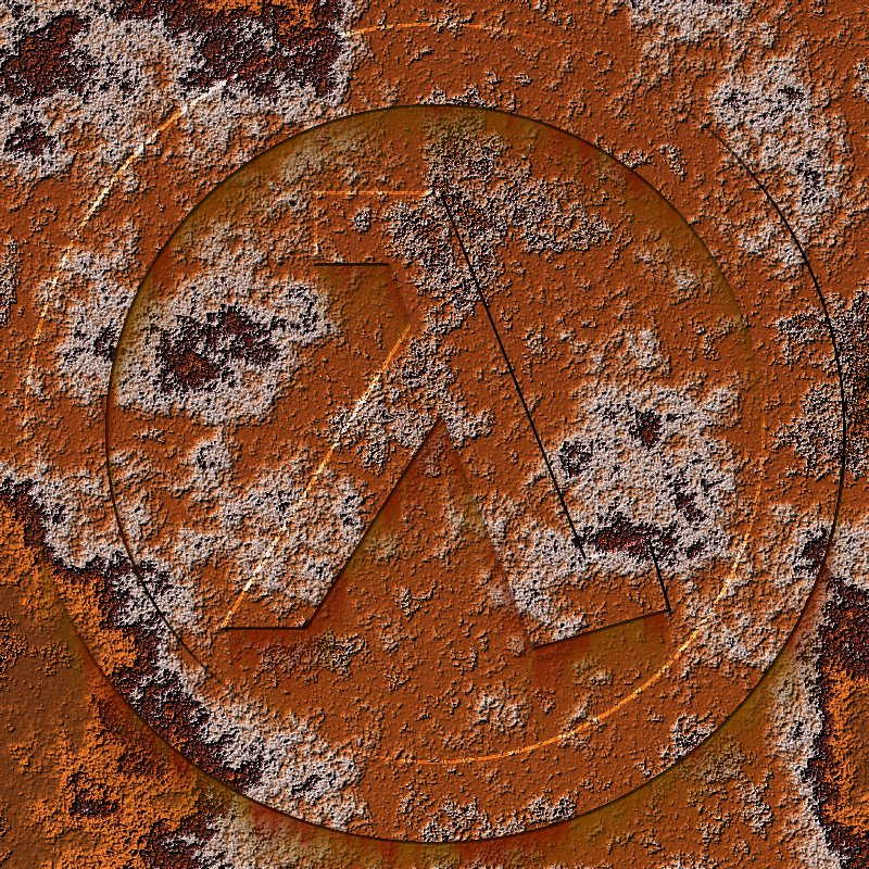 Rusted Lambda
