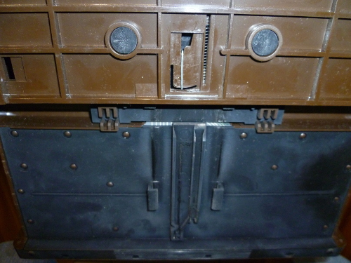 Photo mécanisme clavier
