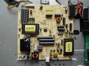 5 diodes neuves montées en lieu et place des anciennes