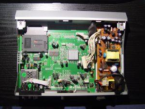 Les entrailles du SRT 6420