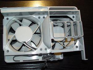 L'unité de ventilation extraite